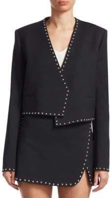 Helmut Lang Studded Suit Jacket