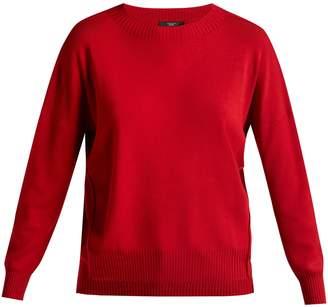 Max Mara Boat-neck sweater