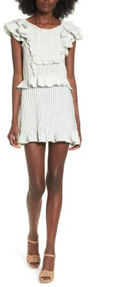Women's For Love & Lemons Starry Eyed Minidress $304 thestylecure.com