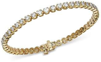 Bloomingdale's Diamond Tennis Bracelet in 14K Yellow Gold, 4.0 ct. t.w. - 100% Exclusive