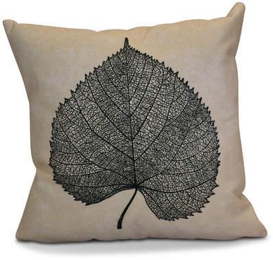 Wayfair Lisandro Leaf Study Outdoor Throw Pillow
