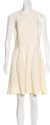 Maison Rabih Kayrouz Sleeveless Knee Length Dress