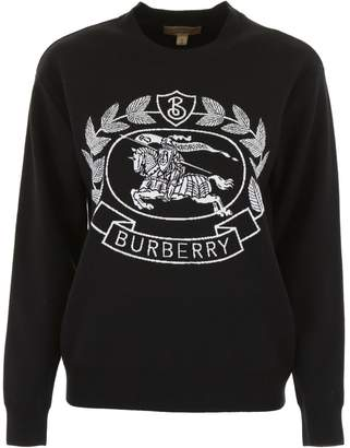 Burberry Intarsia Pull