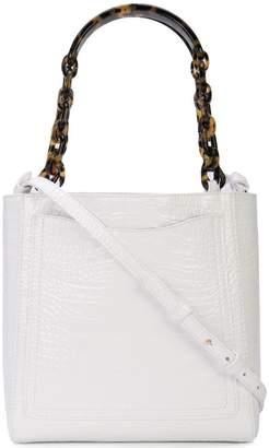 Edie Parker chain clutch bag