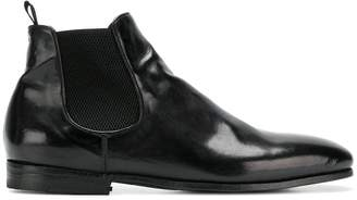 Officine Creative elasticated panel boots