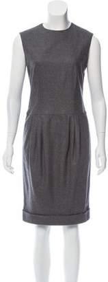 Burberry Sleeveless Wool Dress w/ Tags