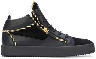 Giuseppe Zanotti Design Dilan hi-top sneakers