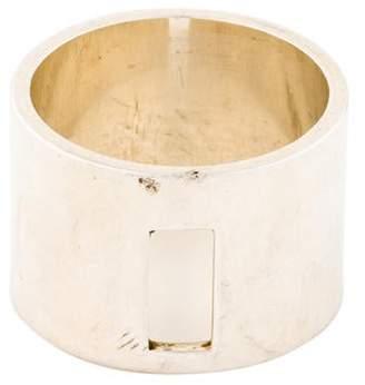 Gucci Cutout Scarf Ring