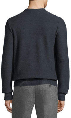 Original Penguin Ribbed-Knit Cotton Sweater