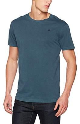 G Star Men's Rc Bonded Relaxed R T S/s T-Shirt, (Legion Blue 862)