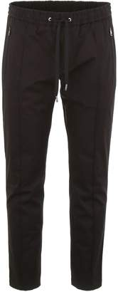 Dolce & Gabbana Joggers With Logo Plate
