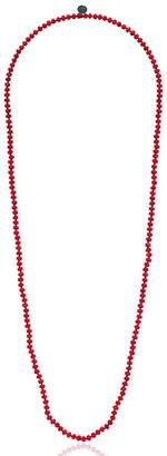 Johnny Was Red Coral Necklace