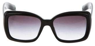 Chanel Oversize CC Sunglasses