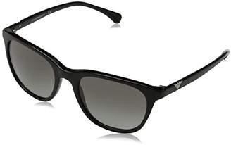 Emporio Armani 0EA4086, Unisex Sunglasses-Adult