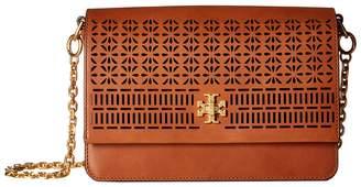 Tory Burch Kira Perforated Shoulder Bag Shoulder Handbags