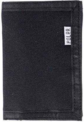 Poler Tri-fold Wallet-blk Accessory, -, ONE