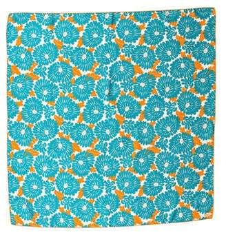 Fendi Silk Printed Scarf