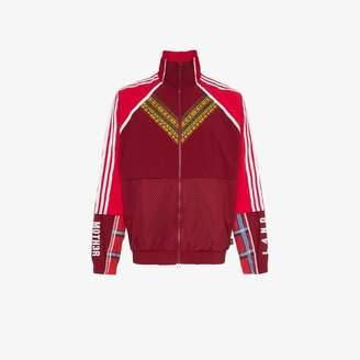 adidas x Pharrell Afro HU stripe track jacket