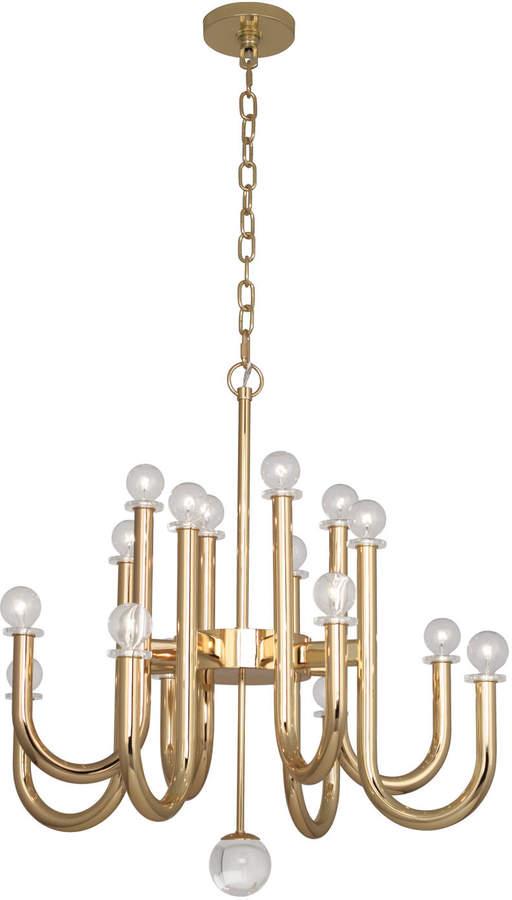 jonathan adler milano chandelier home. Black Bedroom Furniture Sets. Home Design Ideas