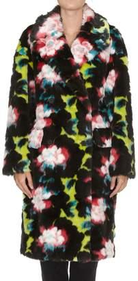 Kenzo Eco Fur Coat