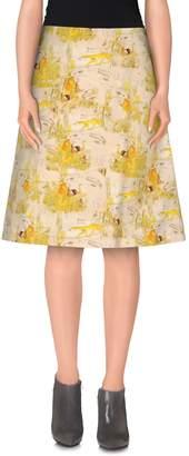Douuod Knee length skirts - Item 35270238DN