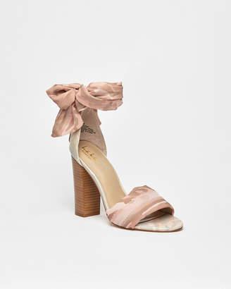 Nicole Miller Recurve Sandal