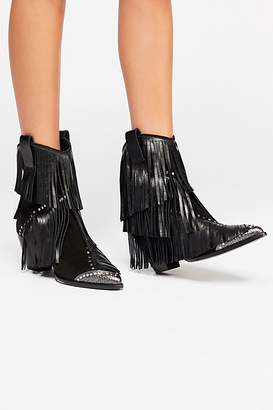 Zadig & Voltaire On The Fringe Western Boot