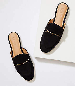 LOFT Loafer Slides