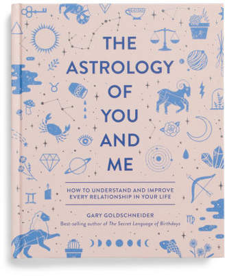 The Astrology Of You & Me Book