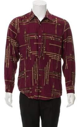 Gucci Horsebit Print Shirt