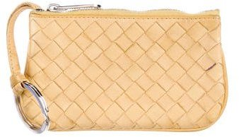 Bottega Veneta Bottega Veneta Intrecciato Leather Coin Purse