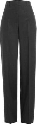 Jil Sander High Waisted Wool Pants