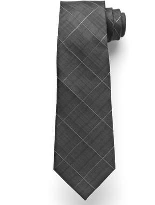Marc Anthony Men's Subtle Plaid Tie