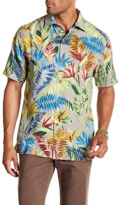 Tommy Bahama Taza Fronds Printed Original Print Shirt