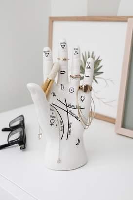 Kikkerland Design Palmistry Jewelry Stand