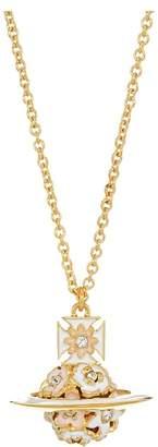 Vivienne Westwood Azalea Small Orb Pendant Necklace