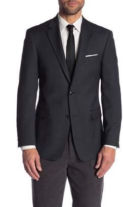 Tommy Hilfiger Wool Blend Notch Collar Sport Coat