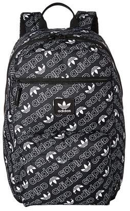 adidas Originals AOP Monogram National Backpack Backpack Bags