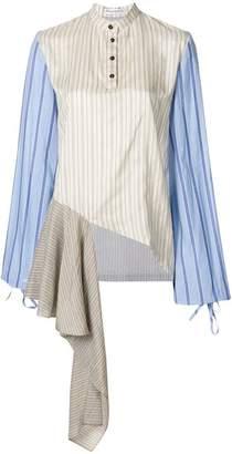 J.W.Anderson asymmetric ruffle blouse