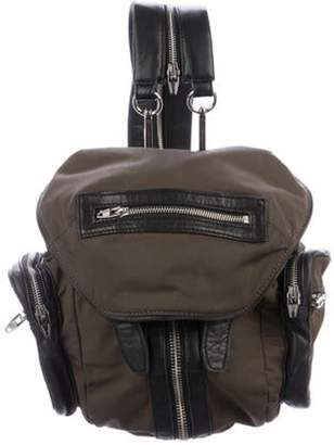 Alexander Wang Convertible Marti Backpack Olive Convertible Marti Backpack