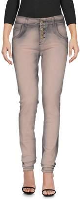 Manila Grace DENIM Denim pants - Item 42587440NS