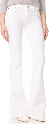 Hudson Mia 5 Pocket Flare Jeans $175 thestylecure.com