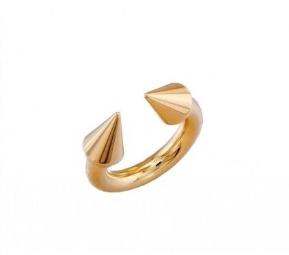 Vita Fede Titan Ring, Rose Gold