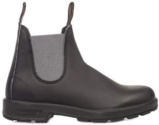 Blundstone Leather Low Boot Elastic Gray