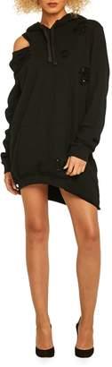 Anthony Logistics For Men La La Oversized Hoodie Dress