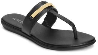Aerosoles On The Chlock Toe-Thong Sandals Women Shoes