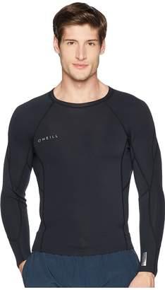 O'Neill Reactor-2 1.5mm Long Sleeve Top Men's Swimwear