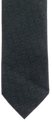 Gucci GG Silk Jacquard Tie