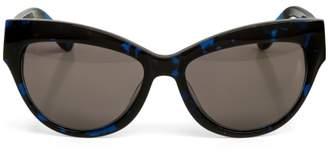 Max Studio Polina - Blue Tortoise Zyl Sunglasses