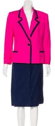 Christian Dior Knee-Length Skirt Suit w/ Tags